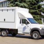 Автолавка УАЗ Профи