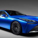 Электромобиль нового поколения Toyota Mirai