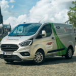 Фургон-экогибрид Ford Transit Custom PHEV