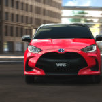 Хэтчбек Toyota Yaris нового поколения
