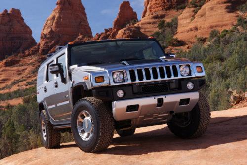 Hummer появится в виде электромобиля