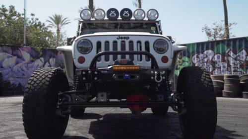 Jeep Wrangler с двигателем до 930 л.с.!