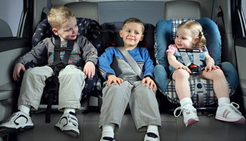 К перевозке детей нужно относиться крайне ответственно