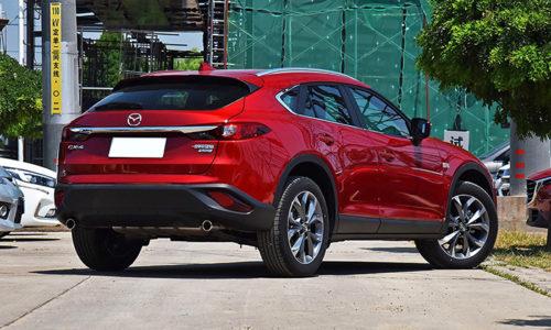 Купе-кроссовер Mazda CX-4