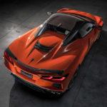 Купе-родстер Chevrolet Corvette