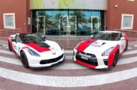Мощные суперкары для врачей Дубая