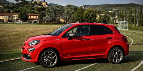 Новая спецверсия кроссовера Fiat 500X