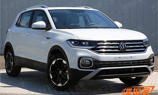 Новый кроссовер Volkswagen Tacqua
