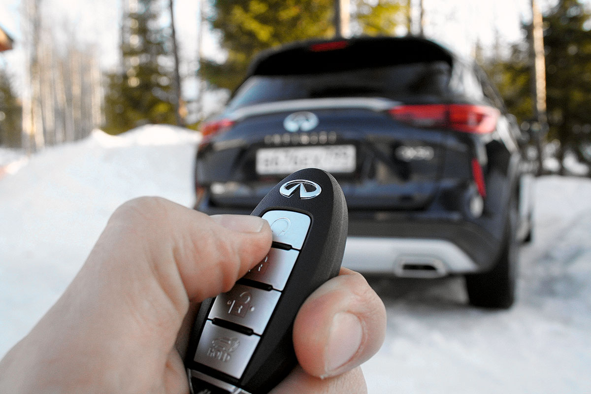 Обязательные зимные опции в автомобиле