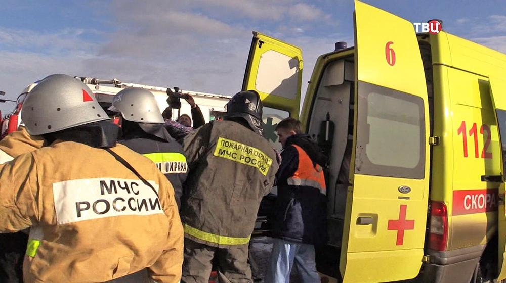 По новому закону об ОСАГО в деле и спасатели с медиками