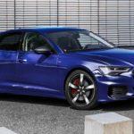 Полноприводный электромобиль Audi A6