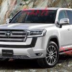 Проходимость и надёжность Toyota Land Cruiser 300