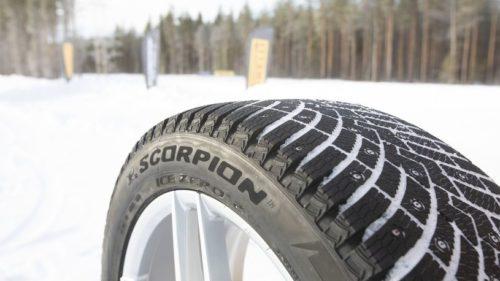 Революционные шины Pirelli