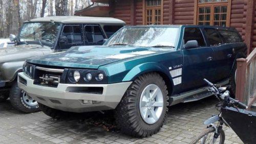Российский дизельный внедорожник «Уран»