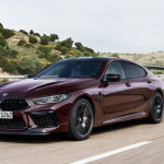 Седан BMW M8 Gran Coupe