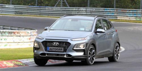 Спортивная версия кроссовера Hyundai Kona
