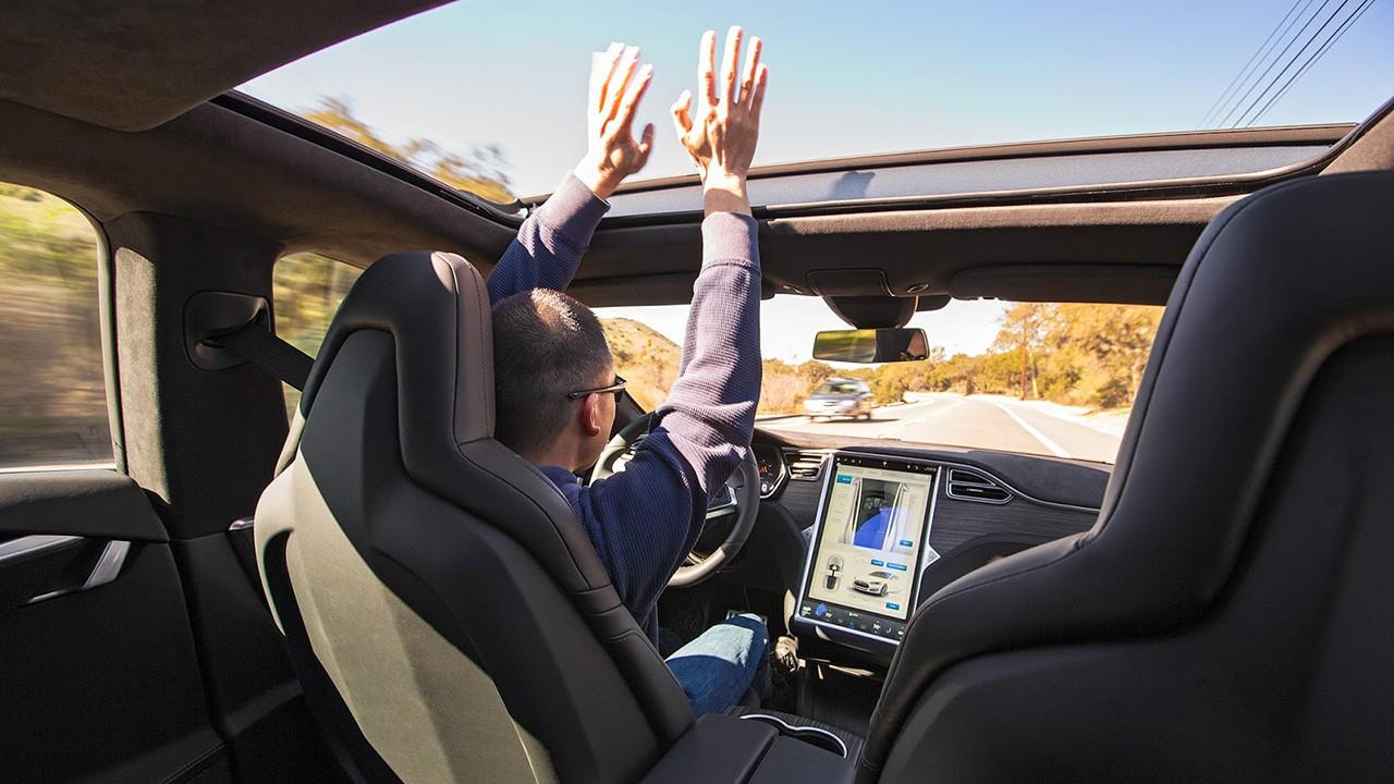 TRATON - электромобильность и автономное вождение