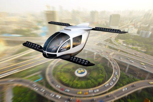 Технологий NASA заставит Hyundai летать