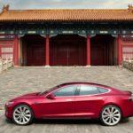 Tesla в Китае