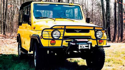 УАЗ-31512 для США