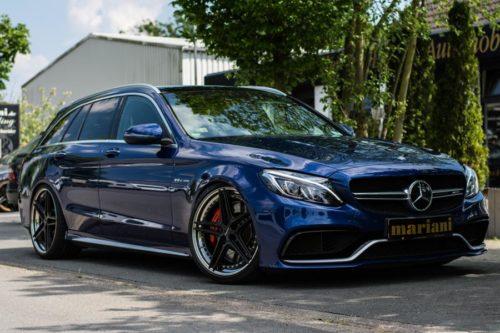 Универсал Mercedes-AMG C63 S после тюнинга