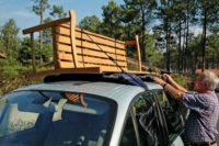 Устанавливать багажник на крышу авто нежелательно