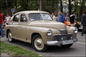 В модельный ряд ГАЗа может вернуться легендарная «Победа»