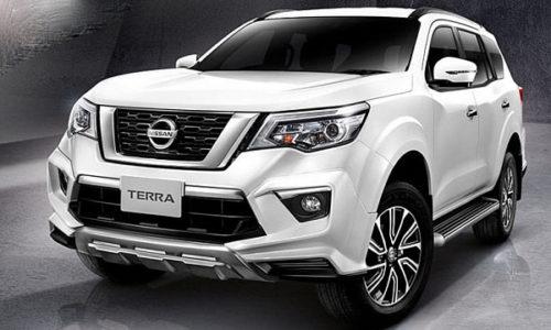 Внедорожник Nissan Terra