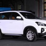 Обновленный рамный минивэн Mitsubishi Zinger на базе Pajero Sport