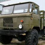 Советский военный грузовик на американском аукционе