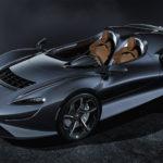 815-сильный суперкар McLaren без ветрового стекла