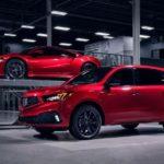 Acura MDX ручной сборки