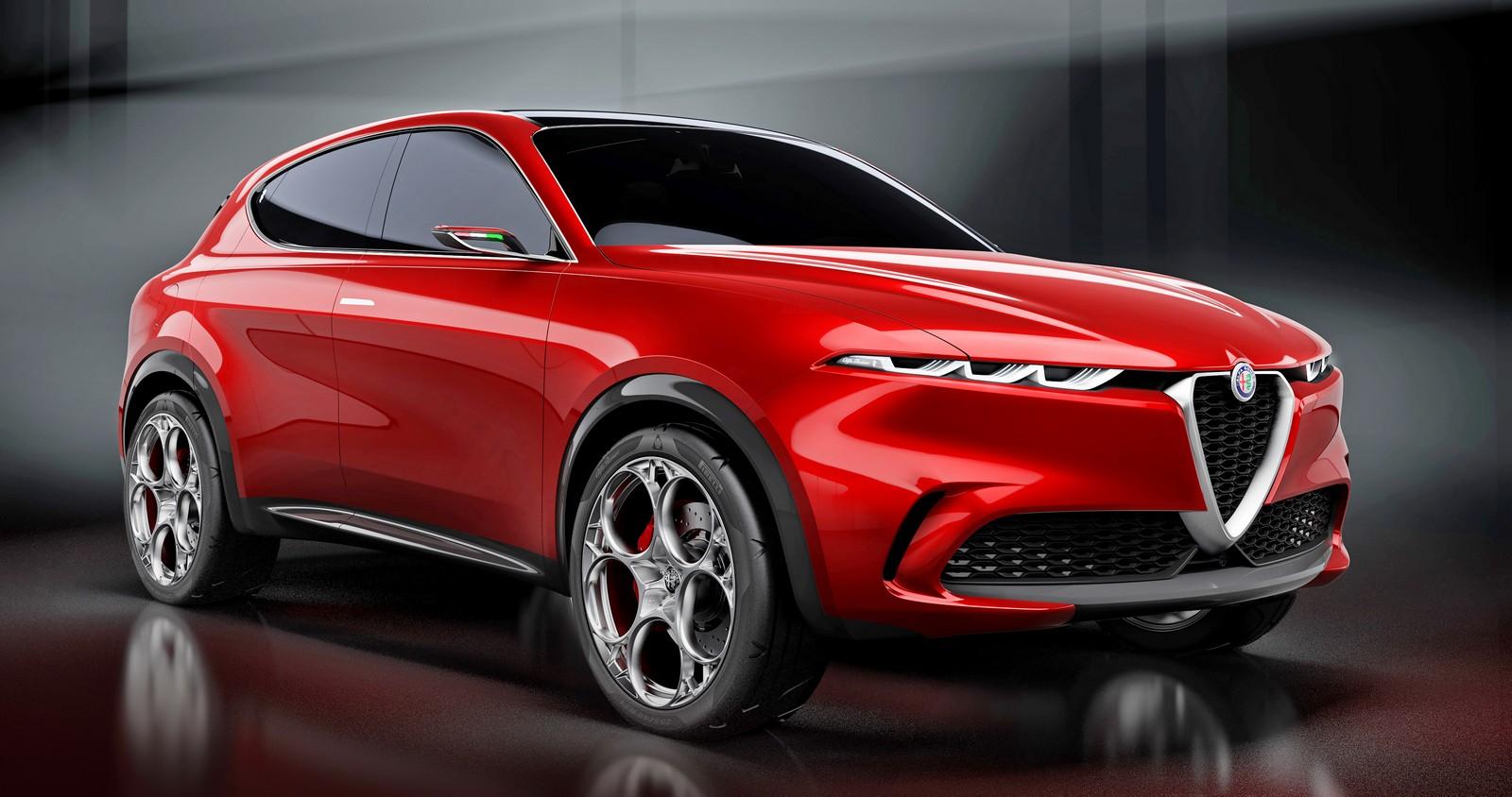 Alfa Romeo -кроссоверы вместо спорткар