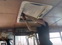 Аварийные выходы в автобусе