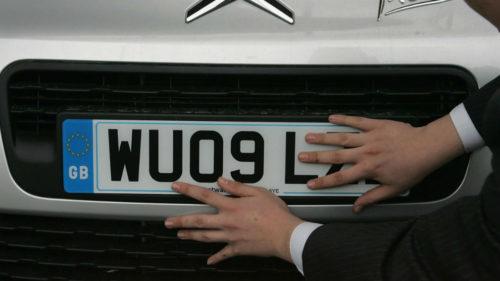 Авто с иностранными номерами от штрафов больше не скроются