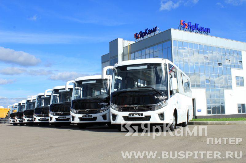 Автобусные заводы в России