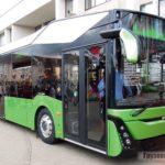 Автобусы МАЗ третьего поколения
