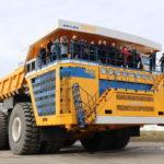 БЕЛАЗ на выставке Mining Metals Uzbekistan 2019