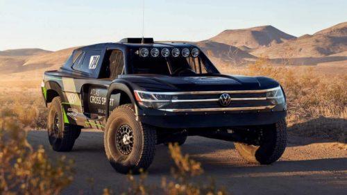 Безумный внедорожник Volkswagen Atlas