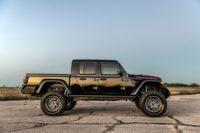 Брутальный внедорожник Maximus на базе Jeep Gladiator