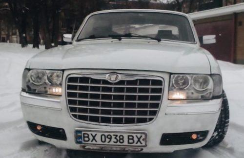 Chrysler 300C из «Волги» ГАЗ-3110