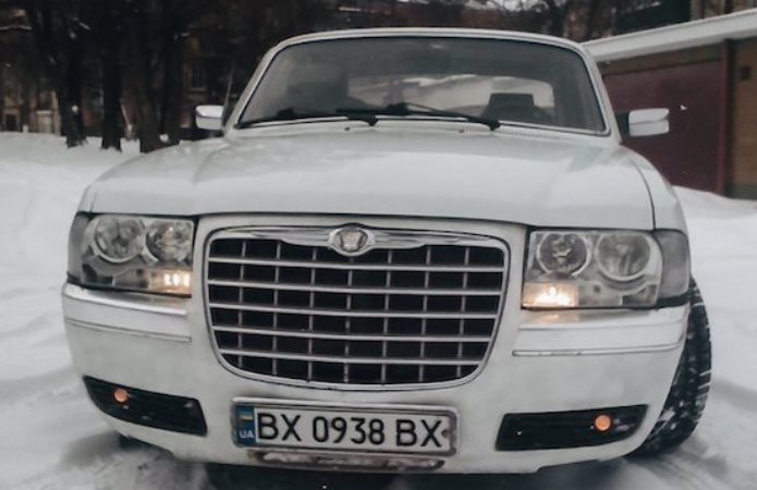 Chrysler 300C из «Волги» ГАЗ-3110