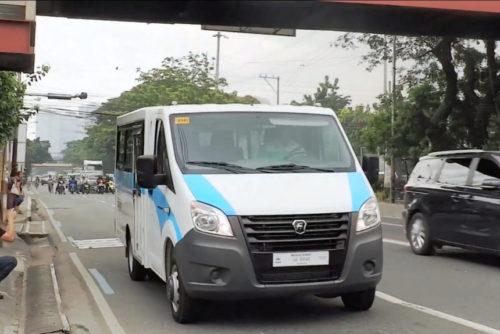 Филиппинцы предпочли Газели-маршрутки