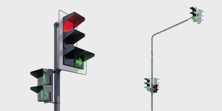 Форму светофоров в России предложено изменить