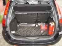 Где удобнее в машине хранить огнетушитель и аптечку