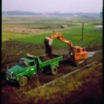 История Hitachi Construction Machinery
