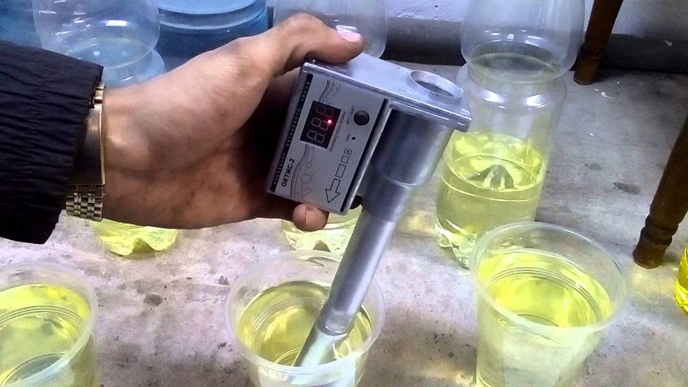 Каждый четвертый литр дизтоплива — подделка