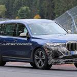 Компания Alpina тестирует мощнейшую версию BMW X7