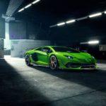 Lamborghini Aventador SVJ после тюнинга стал произведением искусства
