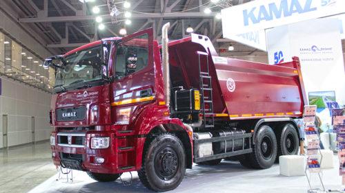 Mersedes-Benz Actros - грузовик года